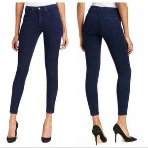 Spanx Slim-x Super Skinny Dark Jeans 28